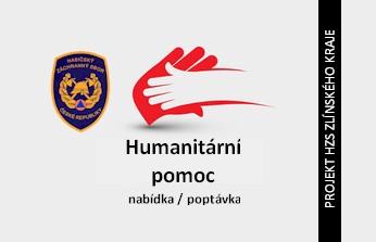 Nabídka/poptávka humanitární pomoci